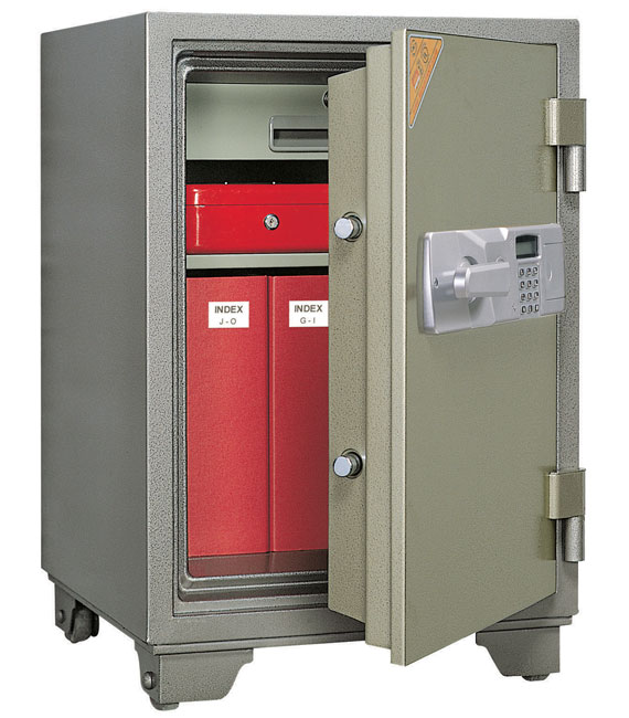 گاوصندوق دیجیتال T750
